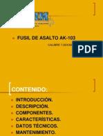 Exposicion AK 103