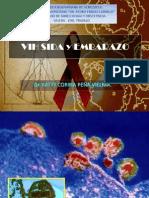 VIH SIDA y EMBARAZO. KATTY CORINA PEÑA VIELMA.