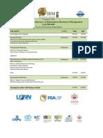 Conf Irm2013 ProgramDetailed 4 29