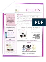 Boletin Año 5 No.4