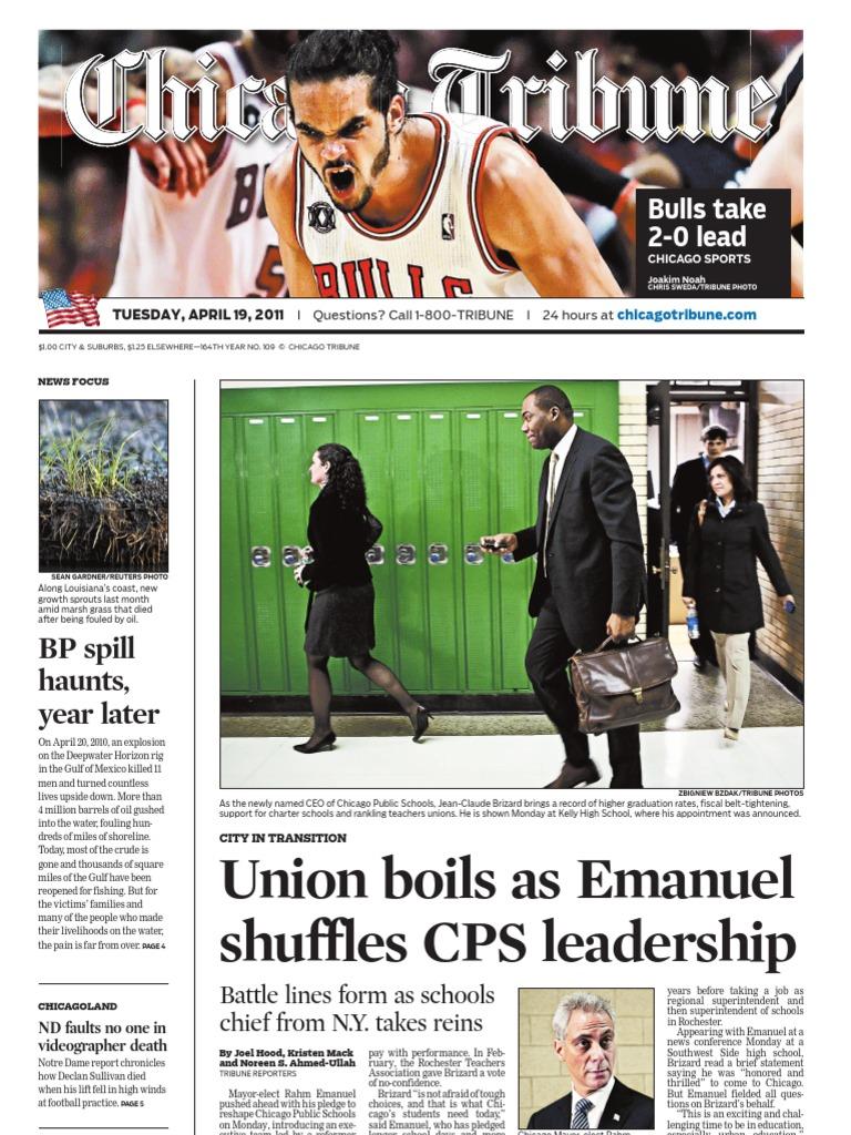 28a45f1896 Chicago Tribune 2011-04-19 | Business (552 views)