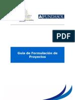 Guia de+Formulacion+de+Proyectos
