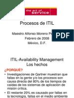 Procesos de ITIL