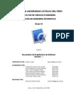 9 Documento de Arquitectura SW