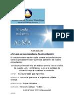ALIMENTACIÓN azulcamet
