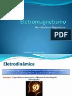 Aula Multimídia - Introdução ao Eletromagnetismo