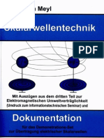 Prof. Konstantin Meyl --  Skalarwellentechnik (InhaltsVZ)