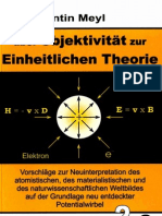 Prof. Konstantin Meyl --  Potentialwirbel Band2 (InhaltsVZ)