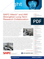 SAFC Hitech Insight Newsletter - March 2009