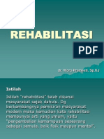 Rehabilitasi ( i )