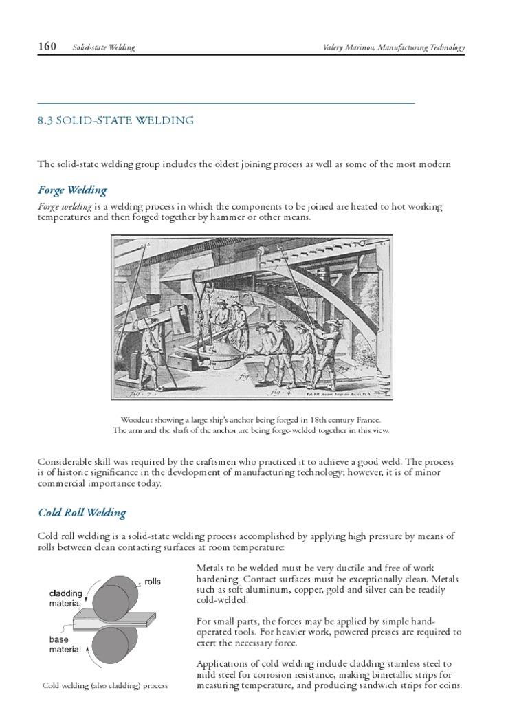 Solid State Welding Forging Welding Sword Forge Weld Forge Welding Steel On Forge Welding Diagram #54