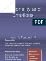 4 -Personality & Emotions