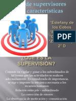 Tipos de Supervisor y Sus Caracteristicas