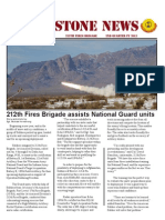 Gunstone Newsletter 2nd Quarter