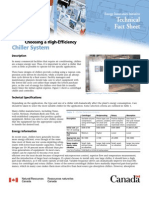 Prism Fact Sheet Choosing a High Efficiency Chiller System