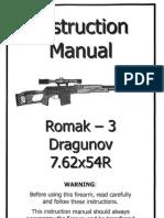 Romak 3 Manual