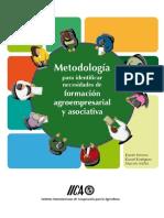 Metodologias Para Detectar Necesidades de Capacitacion