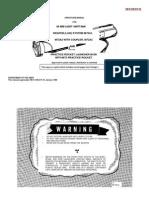 81mm Mortar Manual | Artillery | Mortar (Weapon)