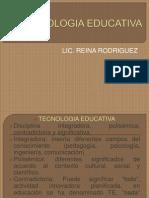 TECNOLOGIA EDUCATIVA I.pptx