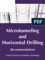 Micro Tunneling and Horizontal Drilling