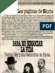 Entrevista a Los Redonditos de Ricota (Revista Humor 1984)