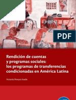 Rendicion de Cuentas y Programas Sociales CIPPEC