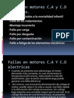 Fallas en Motores C