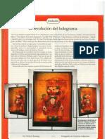 Lectura 4-Revolucion Del Holograma