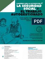 Cuadernos Para La Autogestion - La Seguridad Social y El Trabajo Autogestionado