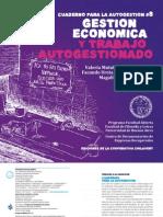 Cuadernos Para La Autogestion - Gestion Economia y Trabajo Autogestionado