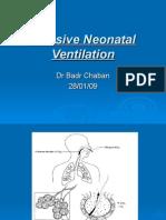 Neonatal Ventilation