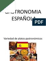 gastronomia - politica (española)