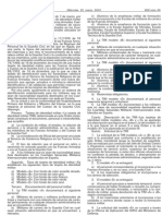 Orden por la que se regula la Tarjeta de Identidad Militar