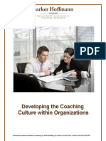 BHC Coaching Whitepaper
