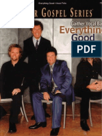 Gaither Vocal Band - Everyting Good - PDF