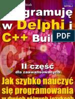 Programuje_w_Delphi_i_C++_Builder_-_II_czesc  poradnik darmowy ebook pdf pobierz darmowe ebooki