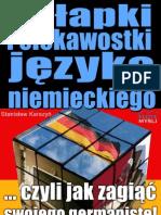 Pulapki i Ciekawostki Jezyka Niemieckiego  poradnik darmowy ebook pdf pobierz darmowe ebooki