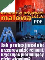 Remont_-_malowanie  poradnik darmowy ebook pdf pobierz darmowe ebooki