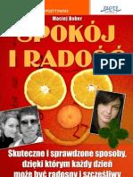Spokoj_i_radosc_na_zawsze  poradnik darmowy ebook pdf pobierz darmowe ebooki
