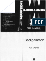 [Paul Magriel] Backgammon