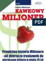 Truskawkowy_milioner  poradnik darmowy ebook pdf pobierz darmowe ebooki
