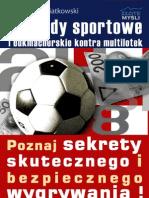 Zaklady Sportowe i Bukmacherskie  poradnik darmowy ebook pdf pobierz darmowe ebooki