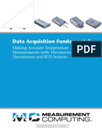 Temperature Measurement White Paper