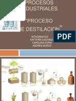 Proceso Destilacion Licor