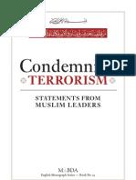 019 CondemningTerrorism English
