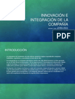 Innovation and Company Integration