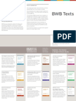 Introducing BWB Texts