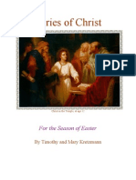 Stories of Christ, By Timothy and Mary Kretzmann