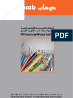 PVC Insulated Wiring Cables