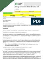 49156481 Ntp 100 Evaluacion Del Riesgo de Incendio Metodo de Gustav Purt